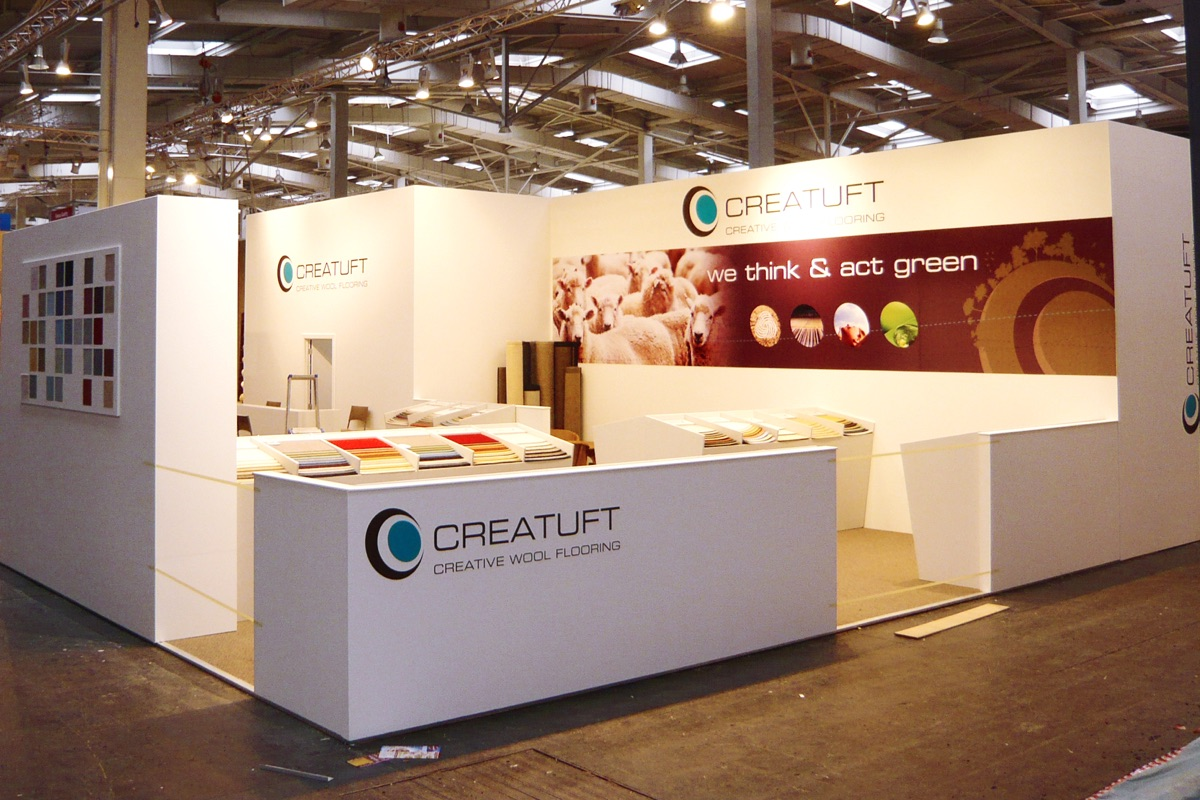 stand Creatuft in Hannover